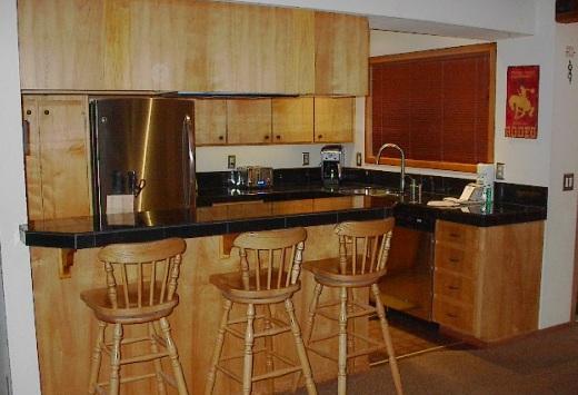 Sunriver, Oregon kitchen remodel